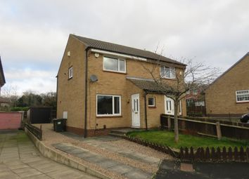Thumbnail 2 bed semi-detached house for sale in Walnut Close, Leeds