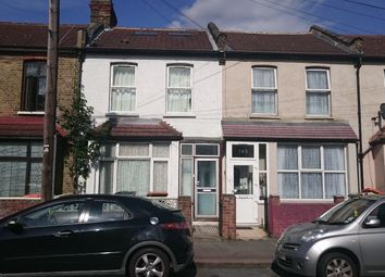 Thumbnail 3 bed terraced house for sale in Fourth Avenue, Manor Park, London