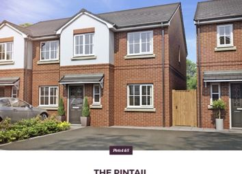 Thumbnail 3 bed semi-detached house for sale in Lockett Close, Marshside, Southport