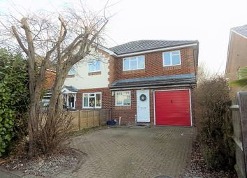 Thumbnail 3 bed semi-detached house to rent in Highfield Avenue, Aldershot, Hampshire