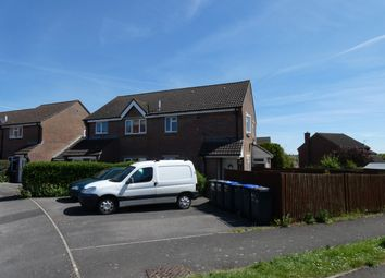 Thumbnail 1 bed property to rent in Sheen Close, Fugglestone Red, Salisbury