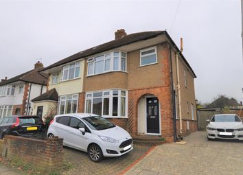Thumbnail 3 bed semi-detached house for sale in Belmont Avenue, Guildford