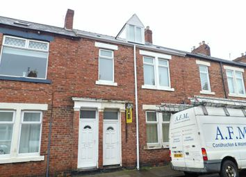 Thumbnail 3 bed maisonette for sale in Oxford Street, South Shields