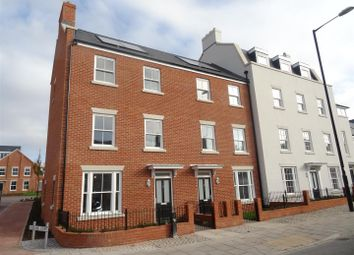 Thumbnail 3 bed terraced house to rent in 34 Rowland Court, Abbey Foregate, Shrewsbury