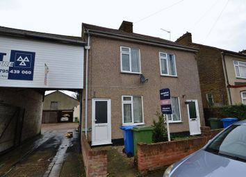 Thumbnail 2 bedroom semi-detached house to rent in Shortlands Road, Sittingbourne