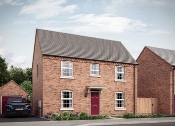 """Thumbnail 3 bed detached house for sale in """"The Dorset S"""" at Attley Way, Irthlingborough, Wellingborough"""