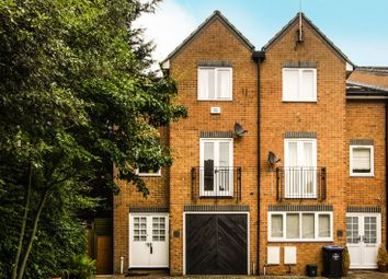Thumbnail 4 bed property to rent in Honeyman Close, Brondesbury Park, London NW67Az