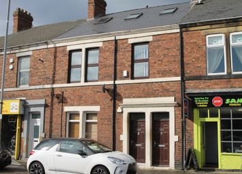 Thumbnail 4 bed maisonette to rent in Durham Road, Low Fell, Gateshead, Tyne And Wear