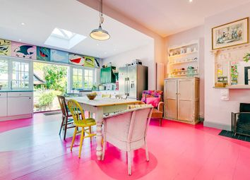 Palmerston Road, Parkside SW14. 4 bed terraced house