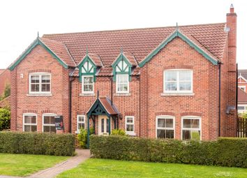Thumbnail 5 bed detached house for sale in Bridge Farm, Pollington