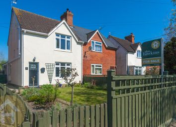 Thumbnail 2 bedroom semi-detached house for sale in New Road, Royal Wootton Bassett, Swindon