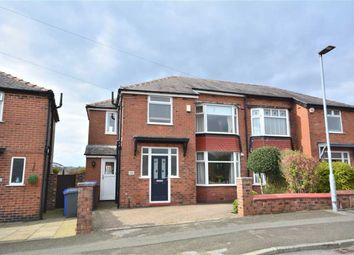 Thumbnail 3 bed semi-detached house for sale in Lowther Road, Prestwich