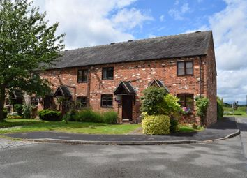 Thumbnail 2 bed cottage to rent in Leyfields Farm Mews, Anslow, Staffs.