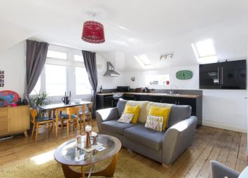 Thumbnail 1 bed flat to rent in Thornton Avenue, Balham, London