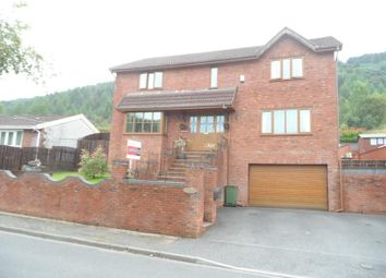 Thumbnail 5 bed detached house for sale in Bedwlwyn, Cwmaman, Aberdare