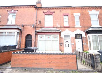 Thumbnail 7 bed terraced house for sale in Rotton Park Road, Edgbaston, Birmingham