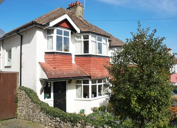 Thumbnail 3 bedroom semi-detached house for sale in Frensham Road, Kenley, Surrey