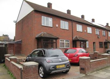 Thumbnail 2 bed terraced house to rent in New North Road, Clayhall
