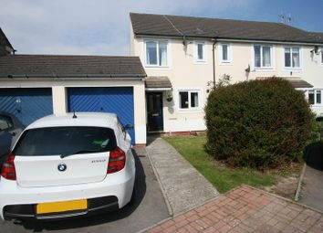 Thumbnail 2 bed terraced house for sale in Clos Ogney, Llantwit Major