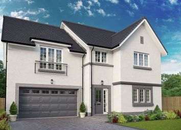 "Thumbnail 5 bed detached house for sale in ""The Garvie"" at Milltimber"