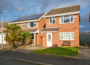 Thumbnail 3 bed detached house to rent in Conway Close, Saltney, Chester