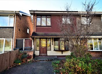 Thumbnail 3 bed semi-detached house for sale in Auckland Drive, Smithswood, Birmingham