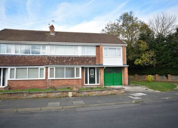 Thumbnail 4 bedroom semi-detached house for sale in Ullswater Road, Chester Le Street