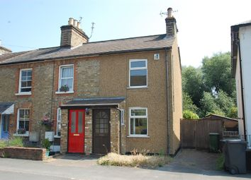 Thumbnail 2 bed end terrace house for sale in Waterside, Kings Langley