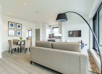 Thumbnail 2 bed flat for sale in Bath Road, Slough Town Centre, Slough