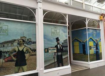 Thumbnail Retail premises to let in Unit 7, The Arcade, High Street, Bognor Regis, West Sussex