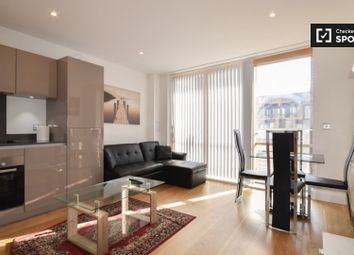 Thumbnail 2 bedroom property to rent in Barry Blandford Way, London