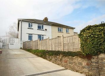 Thumbnail 3 bed semi-detached house for sale in Dashpers, St Marys, Brixham