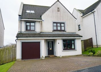 Thumbnail 5 bed detached house for sale in Station Gate, Glassford