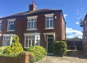 Thumbnail 3 bedroom semi-detached house for sale in Harton Lane, South Shields