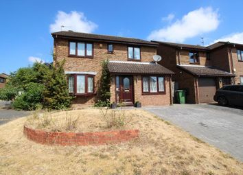 Thumbnail 4 bed detached house for sale in Bancroft Place, Calcot, Reading