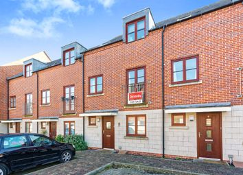Thumbnail 4 bedroom terraced house for sale in Peggs Way, Basingstoke
