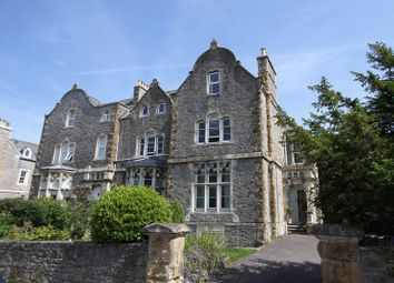 Thumbnail 3 bed flat for sale in Linden Road, Clevedon