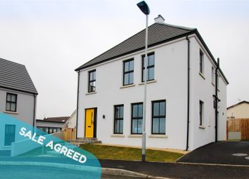 Thumbnail 4 bed detached house for sale in 3 Cumberview, Main Street, Claudy