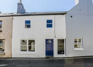 Thumbnail 4 bed terraced house for sale in Market Street, Peel, Isle Of Man