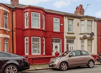Thumbnail 3 bed terraced house for sale in Bulkeley Road, Wallasey