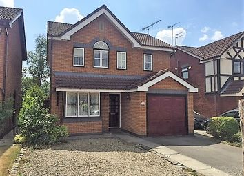 Thumbnail 3 bed detached house to rent in Osborne Close, Ettiley Heath, Sandbach, Cheshire