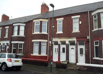 Thumbnail 2 bed flat to rent in Brownlow Road, South Shields