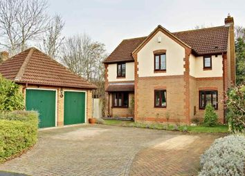 4 bed detached house for sale in Stable Close, Hook RG27