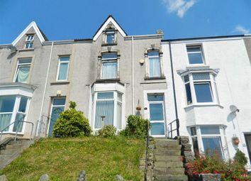 Thumbnail 5 bed terraced house for sale in Rosehill Terrace, Swansea