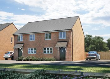 Thumbnail 3 bedroom semi-detached house for sale in Standish Grange, Standish, Wigan