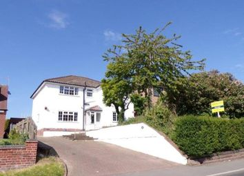 Thumbnail 4 bed detached house for sale in Newton Lane, Wigston, Leicestershire