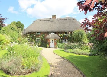 Thumbnail 3 bed cottage for sale in Itchen Stoke, Alresford, Hampshire