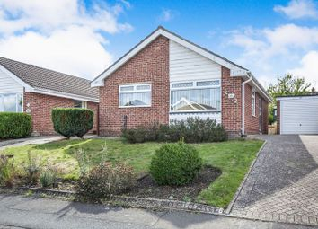 Thumbnail 2 bed detached bungalow for sale in Thrushel Close, Swindon