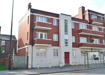 Thumbnail 2 bed flat to rent in Monument Mansions, Wigan Lane, Wigan