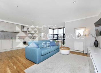 Thumbnail 2 bed flat to rent in Tivoli Court, Rotherhite Street, London
